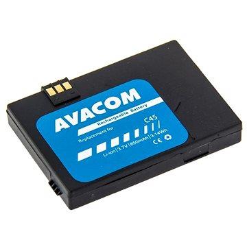 AVACOM pro Siemens C45, A50, MT50 Li-Ion 3,6V 850mAh (GSSI-C45-S850) + ZDARMA Baterie AVACOM Ultra Alkaline AA 4ks v blistru