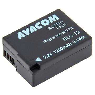 AVACOM za Panasonic DMW-BLC12 Li-Ion 7.4V 1200mAh 8.6Wh (DIPA-LC12-J1200)