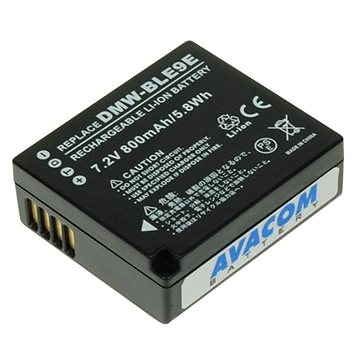 AVACOM za Panasonic DMW-BLE9, BLG-10 Li-Ion 7.2V 800mAh 5.8 Wh (DIPA-BLE9-532) + ZDARMA Baterie AVACOM Ultra Alkaline AA 4ks v blistru
