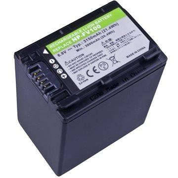 AVACOM za Sony NP-FV100 Li-Ion 6.8V 3900 mAh 26.5Wh (VISO-FV10-734N3)