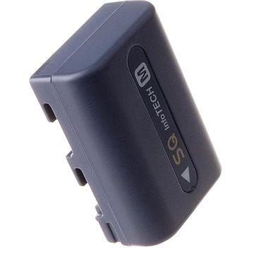 AVACOM za Sony NP-FM50, QM50 Li-Ion 7.2V 1100mAh 7.9Wh tmavě šedá (VISO-QM50-750G)
