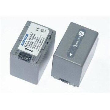 AVACOM za Sony NP-FP90 Li-ion 7.2V 2300mAh (VISO-FP90-934) + ZDARMA Baterie AVACOM Ultra Alkaline AA 4ks v blistru