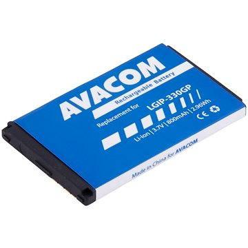 AVACOM pro LG KF300 Li-Ion 3.7V 800mAh (náhrada LGIP-330GP) (GSLG-KF300-S800)