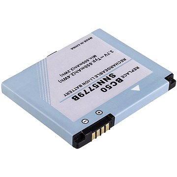 AVACOM za Motorola KRZR K1, RIZR V3x, SLVR L7, Li-ion 3.7V 650mAh (GSMO-K1-750)