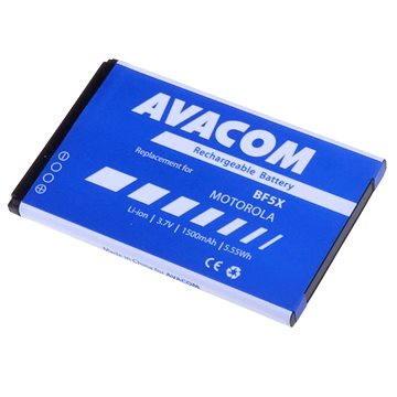 AVACOM pro Motorola Defy Li-Ion 3.7V 1500mAh (GSMO-BF5X-S1500A)