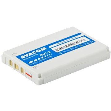 AVACOM pro Nokia 3410, 3310 ,3510 Li-Ion 3.6V 1100mAh (náhrada BLC-2) (GSNO-BLC2-1100A)