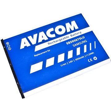 AVACOM pro Samsung Galaxy Note 2, Li-ion 3,7V 3050mAh (náhrada EB595675LU) (GSSA-N7100-S3050A)