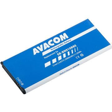 AVACOM pro Samsung Galaxy Note 4 (N910F), Li-ion 3.85V 3000mAh (náhrada EBBN910BBE) (GSSA-N910F-S3000)