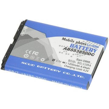 AVACOM za Samsung SGH-D880 Li-ion 3.6V 1200mAh (GSSA-D880-S1200)