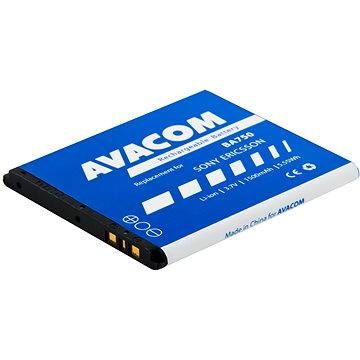 AVACOM za Sony Ericsson Xperia Arc, Xperia Arc S Li-ion 3.7V 1500mAh (náhrada BA750) (GSSE-ARC-S1500A)