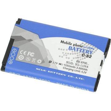 AVACOM za BlackBerry 8700 Li-ion 3.7V 1050mAh (náhrada C-S2) (PDBB-8700-S1050)