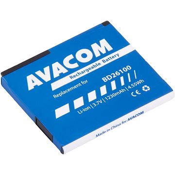 AVACOM za HTC ACE, Desire HD Li-ion 3.6V 1230mAh (PDHT-ACE-S1230)