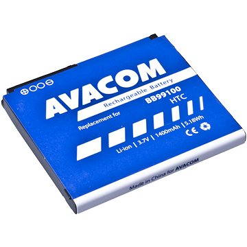 AVACOM za HTC Desire, Bravo Li-ion 3.7V 1400mAh (náhrada BB99100) (PDHT-DESI-S1450A)
