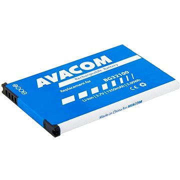 AVACOM pro HTC Desire Z Li-Ion 3,7V 1350mAh (náhrada BG32100) (PDHT-S710-1350)