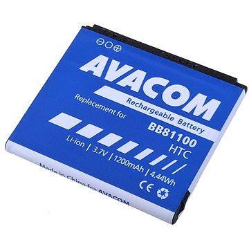 AVACOM za HTC HD2 Li-ion 3.7V 1200mAh BA-S400 (PDHT-HD2-S1200A)