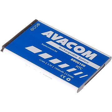 AVACOM za HTC Legend, G8 Li-ion 3.6V 1500mAh (PDHT-G8-S1500A)