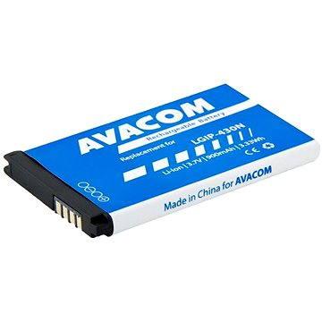AVACOM pro LG GM360 Li-Ion 3.7V 900mAh (GSLG-430N-900)