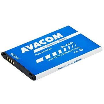 AVACOM pro LG Optimus Black P970 Li-Ion 3.7V 1500mAh (GSLG-P970-S1500A)