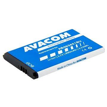 AVACOM pro Samsung AB463651BU Li-Ion 3.7V 900mAh (náhrada AB463651BU) (GSSA-S5610-900)