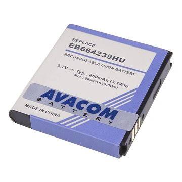 AVACOM pro Samsung GT-S8000 Jet Li-Ion 3.7V 850mAh (náhrada EB664239HU) (GSSA-8000-1080)