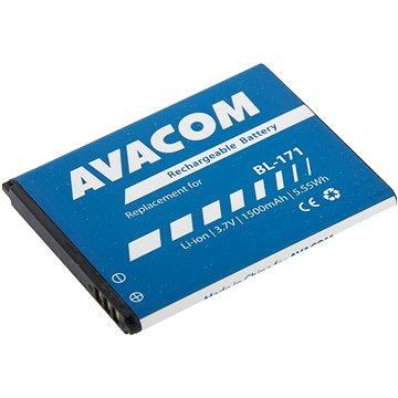AVACOM pro Lenovo A356 Li-Ion 3.7V 1500mAh (náhrada BL171) (GSLE-BL171-1500)
