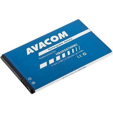 AVACOM pro Huawei Ascend G700 Li-Ion 3.8V 2150mAh (náhrada HB505076RBC) (GSHU-G700-2150)