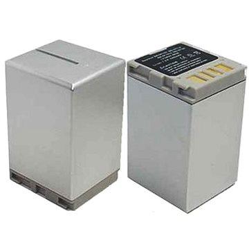 AVACOM za JVC BN-VF733 Li-Ion 7.2V 3300mAh 23.8Wh stříbrná (VIJV-733S-338)