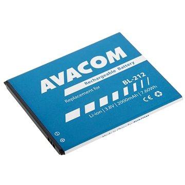 AVACOM pro Lenovo S580 Li-Ion 3,8V 2000mAh (náhrada BL212) (GSLE-BL212-2000)