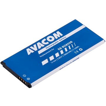 AVACOM pro Samsung G850 Galaxy Alpha Li-Ion 3,85V 1860mAh (náhrada EB-BG850BBE) (GSSA-G850-1860)