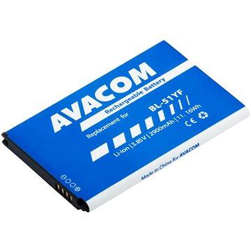 AVACOM pro LG H815 G4 Li-Ion 3.85V 2900mAh (GSLG-LG320-S2900)