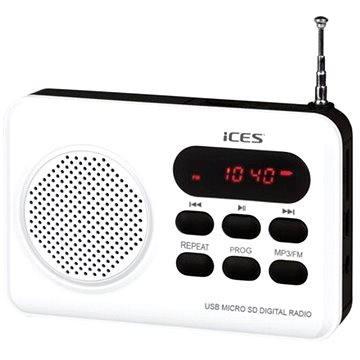 ICES IMPR-112 bílá (8711902034681)