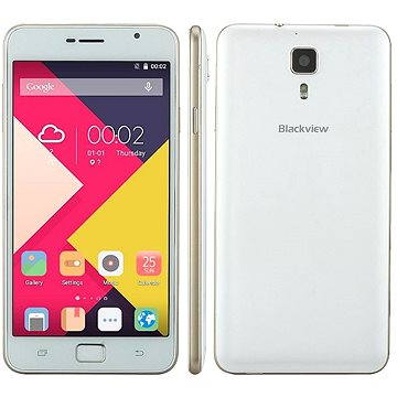 iGET Blackview Alife P1 Pro White Dual SIM + ZDARMA Elektronická licence ESET Mobile Security na 6 měsíců (elektronická licence)