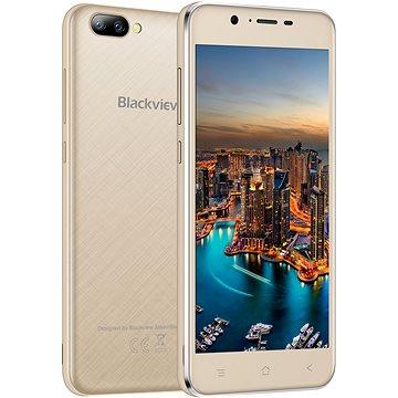 iGET Blackview GA7 Gold (GA7G) + ZDARMA Bezpečnostní software Kaspersky Internet Security pro Android pro 1 mobil nebo tablet na 6 měsíců (elektronická licence)
