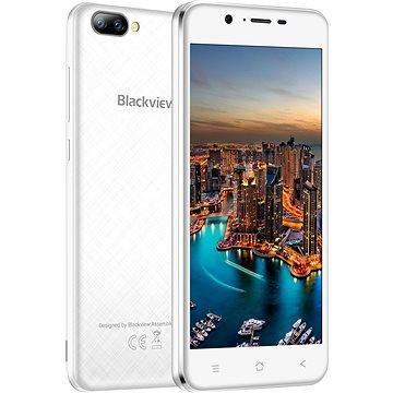 iGET Blackview GA7 White (GA7White) + ZDARMA Bezpečnostní software Kaspersky Internet Security pro Android pro 1 mobil nebo tablet na 6 měsíců (elektronická licence)