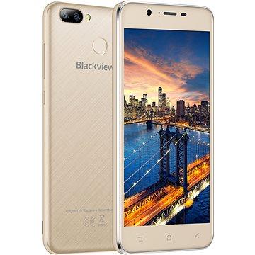 iGET Blackview GA7 Pro Gold (GA7Pro Gold) + ZDARMA Bezpečnostní software Kaspersky Internet Security pro Android pro 1 mobil nebo tablet na 6 měsíců (elektronická licence)