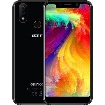 iGET Ekinox E8 černá (E8 Ultra Black)
