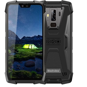Blackview GBV9700 Pro černá (84001852)