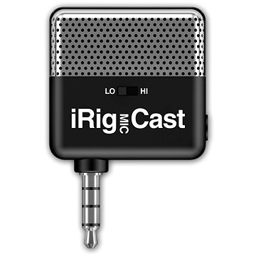 IK Multimedia iRig MIC cast (iRig MIC cast)