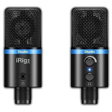 IK Multimedia iRig MIC Studio Black (8025813585034)