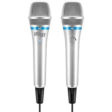 IK Multimedia iRig Mic HD Silver (8025813514034)