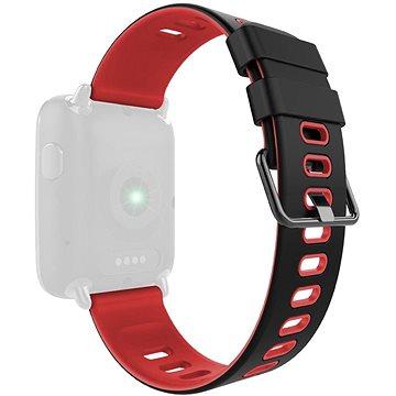IMMAX pro hodinky SW9, černo-červený (5029)