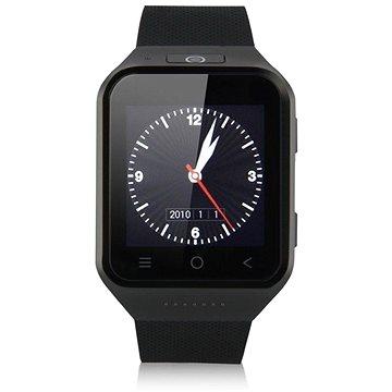 Chytré hodinky IMMAX SW2 černé (09003)