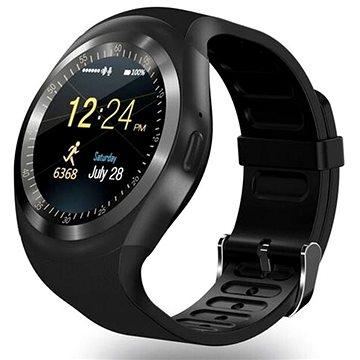 Chytré hodinky IMMAX SW4 černé (09005)