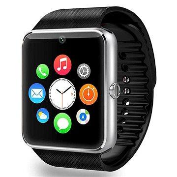 Chytré hodinky IMMAX SW6 stříbrné (09007)