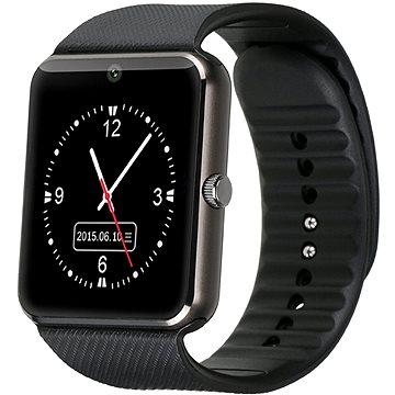 Chytré hodinky IMMAX SW6 černé (09010)