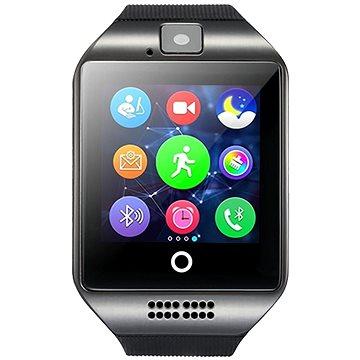 Chytré hodinky IMMAX SW7 černé (09008)