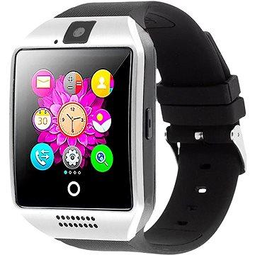 Chytré hodinky IMMAX SW7 stříbrné (09009)