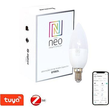 Immax Neo E14 5W teplá bílá, stmívatelná, Zigbee 3.0 (07002L)
