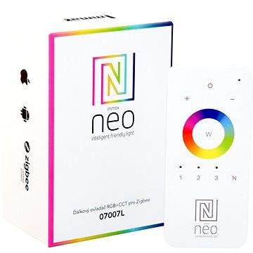 Immax Neo dálkový ovladač RGB+CCT pro Zigbee 3.0 (07007L)
