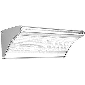 Immax SOLAR LED reflektor s čidlem 3,2W, stříbrný (08437L)